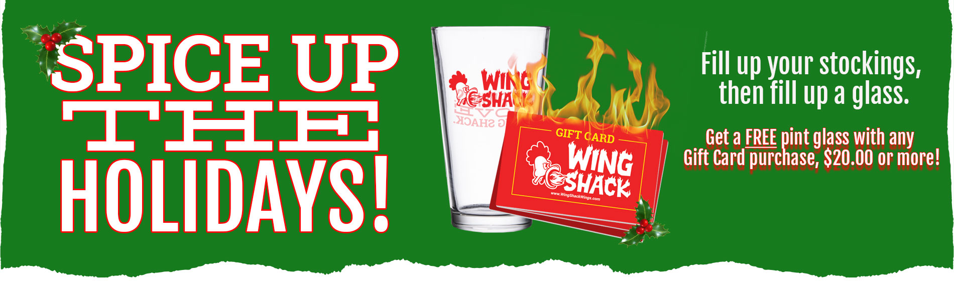 Wing shack coupons