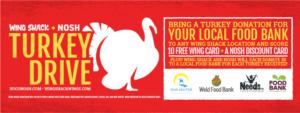Wing Shack Turkey Drive